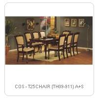 COS - T25CHAIR (TH09-911) A+S